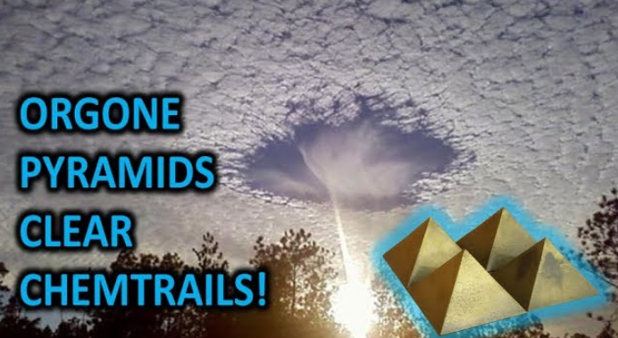 We didn't think there was anything we could do to stop chemtrails, till we tried this… (video)