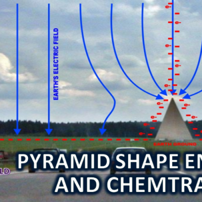 Pyramid Shape Study and Chemtrails (video)