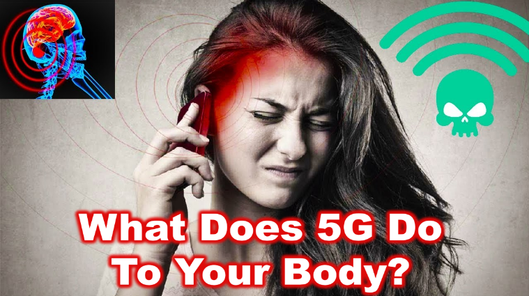 WHAT DOES 5G DO TO YOUR BODY?