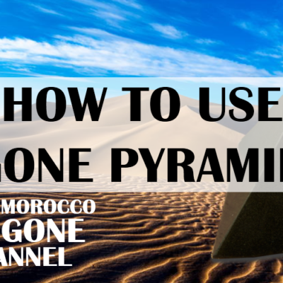 How do I use Orgone pyramids and where do I place them? (video)