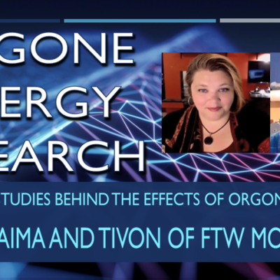 Orgone Energy Research (video)