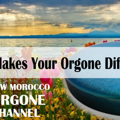 What Makes Your Orgonite Different? (video)