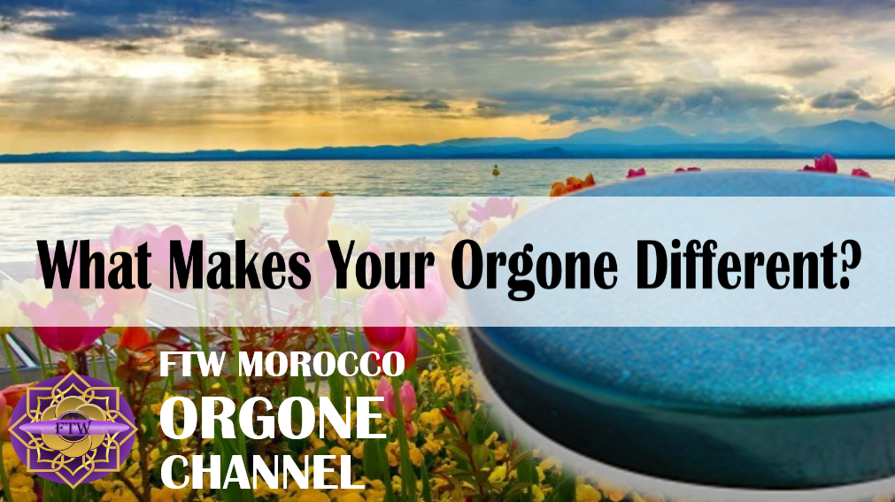 What Makes Your Orgonite Different?