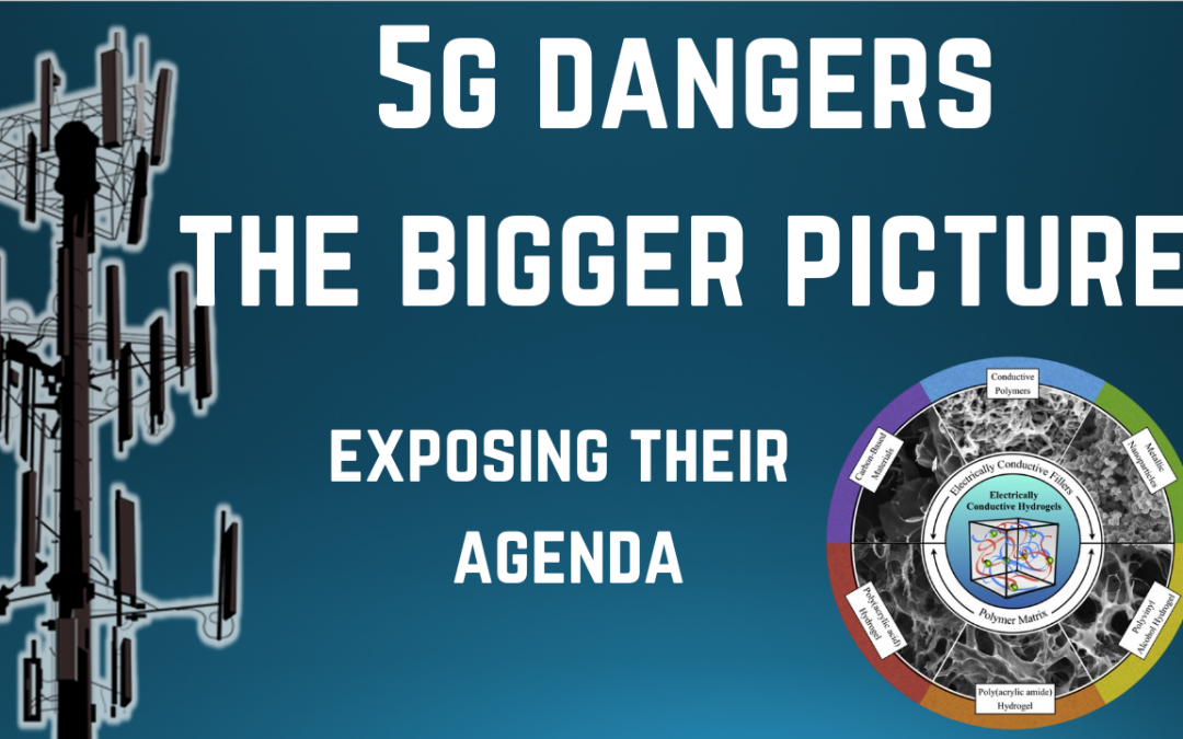 5G Dangers: The Bigger Picture, Exposing their Agenda