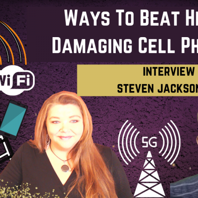 EX NAVY ENGINEER – WAYS TO BEAT HEALTH DAMAGING CELL PHONE RF LEAKAGE & TOWERS (video)