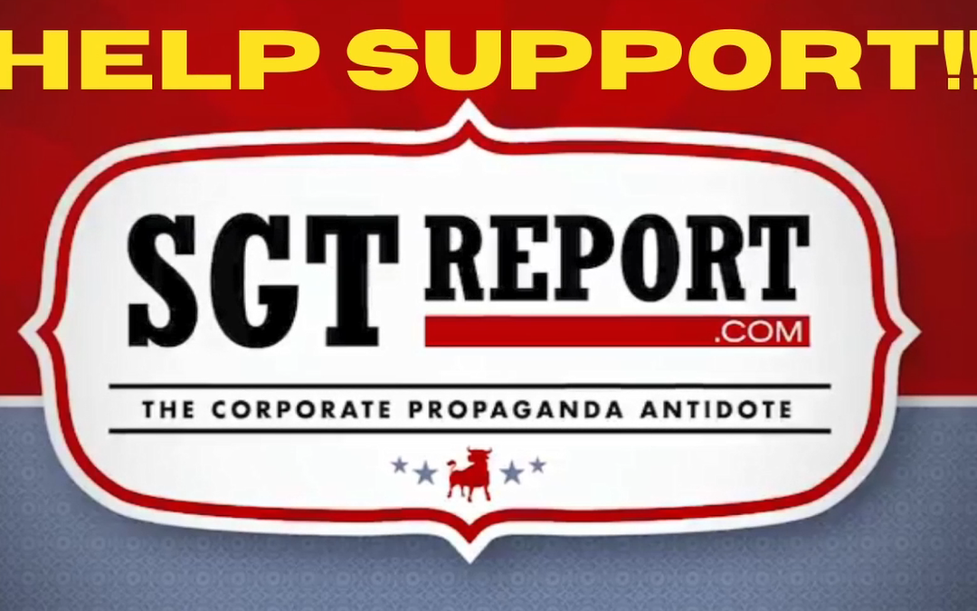SGT Report DE-platformed. How we can help.