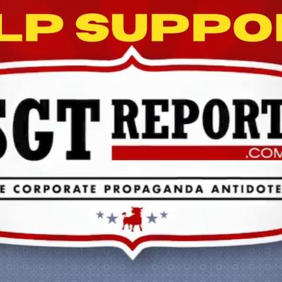 SGT Report DE-platformed. How we can help. (video)