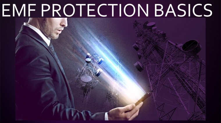 EMF PROTECTION BASICS (Video Presentation)
